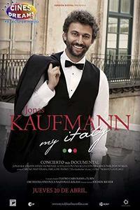 JONAS KAUFMANN-MY ITALY (RECITAL+DOCUMENTAL)