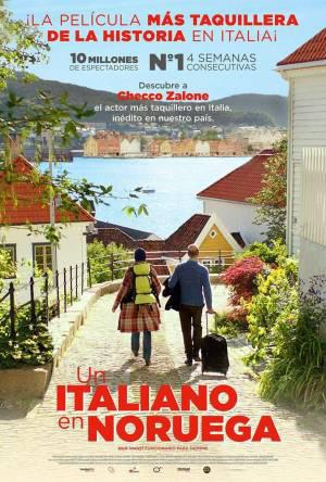 SESION TETA:UN ITALIANO EN NORUEGA